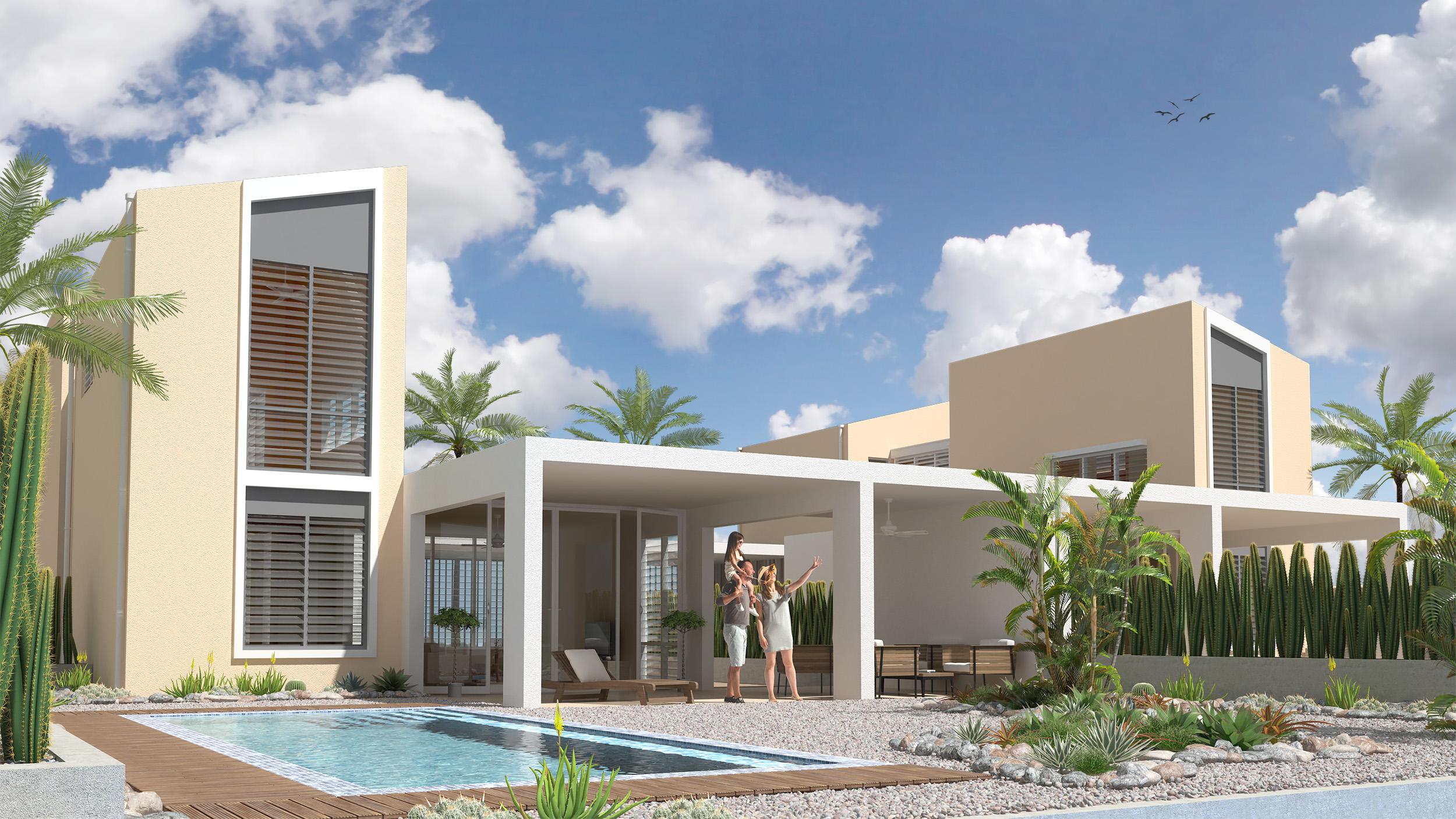Villa type Greatstart - Delfins Beach Resort