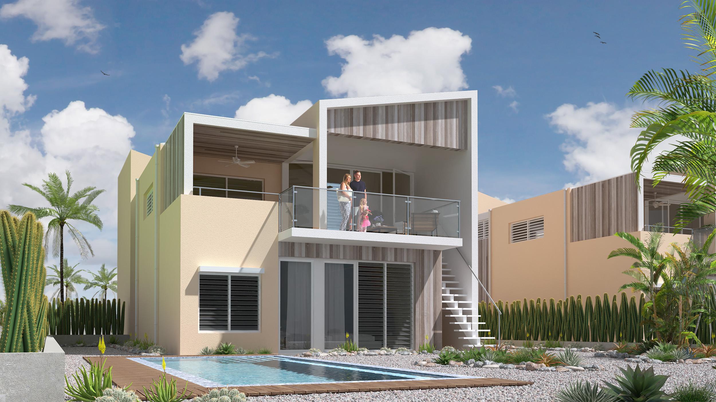 Villa Type Blushingstar