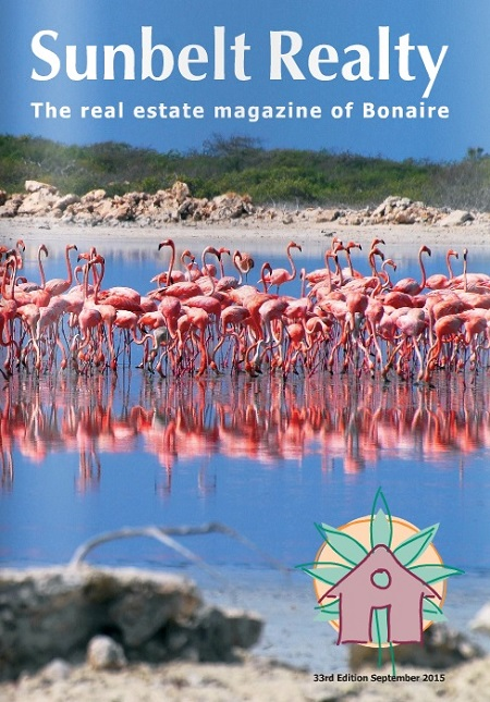 Sunbelt Realty Magazine, 33rd edition, September 2015