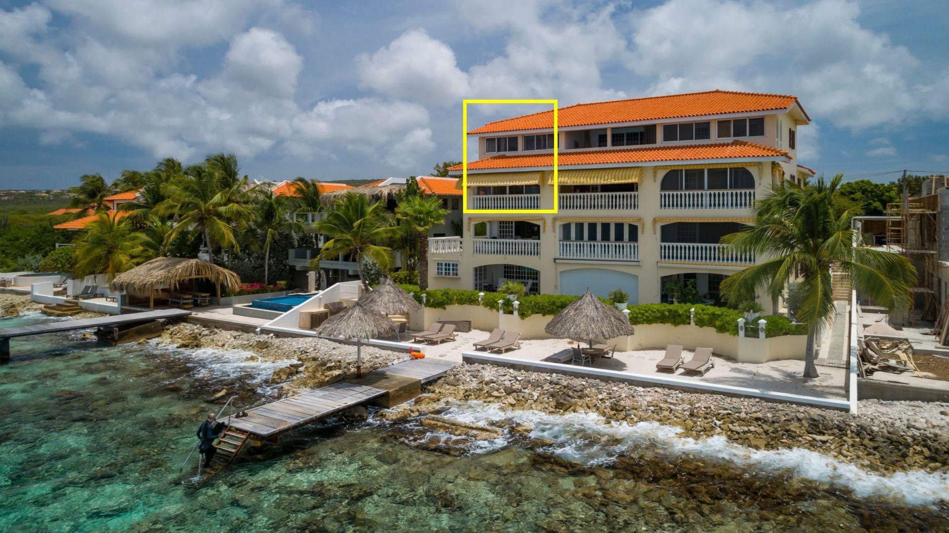 Kaya Gobernador N. Debrot 155-4, Playa Beach Condos 155-4