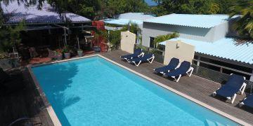 Caribbean Club cottage 208